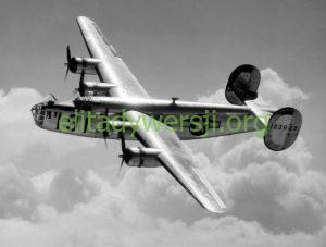 Consolidated-B-24-Liberator-300x227 Witold Uklański - Cichociemny