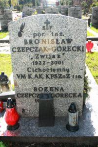 Czepczak-Górecki_Bronisław-grob-201x300 Bronisław Czepczak-Górecki - Cichociemny
