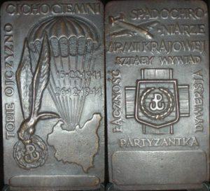 Czepczak-Gorecki-medal-300x273 Bronisław Czepczak-Górecki - Cichociemny