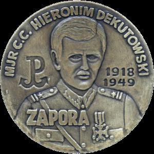 Dekutowski-Hieronim-medal1-300x300 Hieronim Dekutowski - Cichociemny