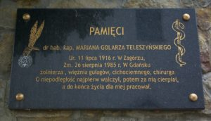 Golarz_Teleszyński_Marian_tablica-300x172 Marian Golarz-Teleszyński - Cichociemny