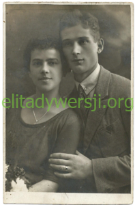 1939-Jozef-Zajac-zona-Aniela-198x300 Józef Zając - Cichociemny