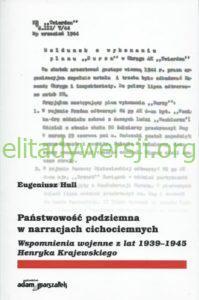 2014-Panstwowosc-podziemna-500px-199x300 Henryk Krajewski - Cichociemny