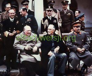 konferencja-jalta-300x246 Mocarstwa wobec Polski