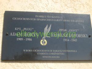 tablica-witkowo-300x225 Tadeusz Jaworski - Cichociemny