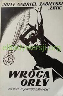 1980-wroca-orly-wiersze-o-cichociemnych Publikacje