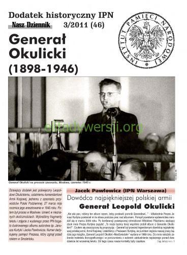 2011_General-Okulicki-500px Publikacje