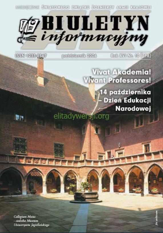biuletyn-AK_2006-10 Publikacje