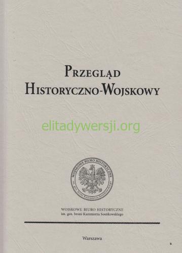 przeglad-historyczno-wijskowy2 Publikacje