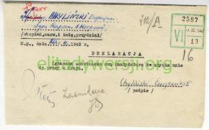 Chylinski-Eugeniusz-deklaracja-300x187 Eugeniusz Chyliński - Cichociemny