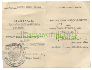 skan0512-300x227 Tadeusz Jaworski - Cichociemny