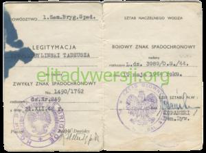 skan2501-300x223 Tadeusz Kobyliński - Cichociemny