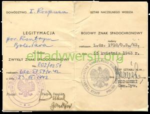 skan9102-300x229 Bolesław Kontrym - Cichociemny