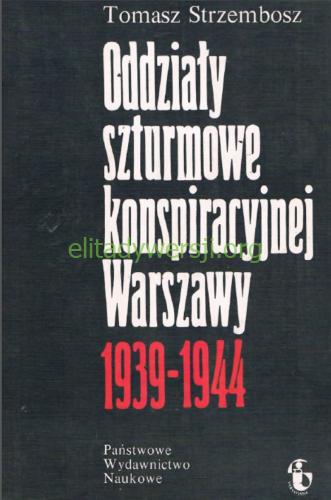1983-strzembosz-oddzialy Publikacje
