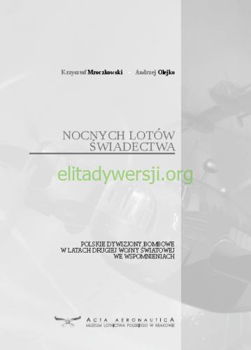 2011-mroczkowski-nocnych-lotow Publikacje