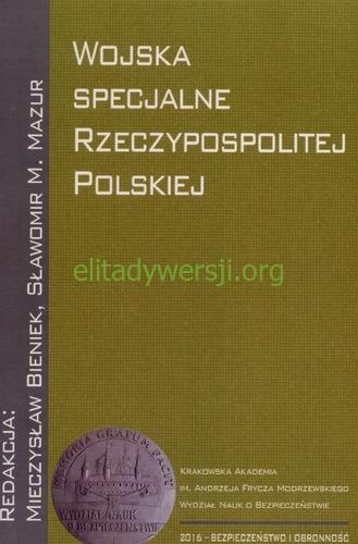 2016-Wojska-specjalne Publikacje