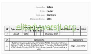IR-golarz-300x178 Marian Golarz-Teleszyński - Cichociemny