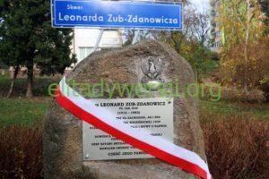 skwer-Lublin-300x200 Leonard Zub-Zdanowicz - Cichociemny