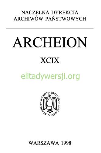 Archeion_XCIX_500px Publikacje