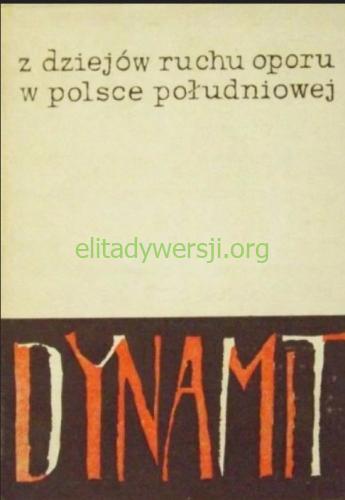 Dynamit Publikacje