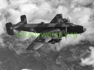 Halifax-mk3-300x225 Leon Bazała - Cichociemny