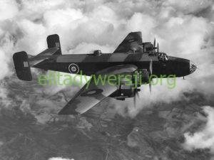 Halifax-mk3-300x225 Bronisław Grun - Cichociemny