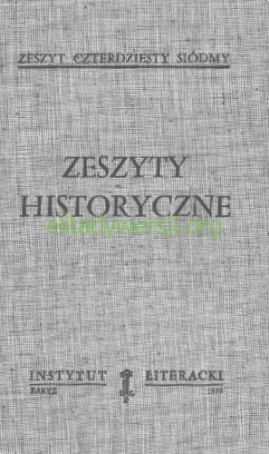 ZH-1980-47 Publikacje