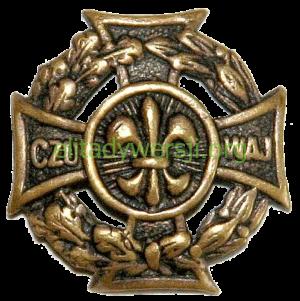 krzyz-harcerski-zhp-300x301 Adam Dąbrowski - Cichociemny