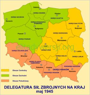 Delegatura_SZ_1945-300x317 Adam Trybus - Cichociemny
