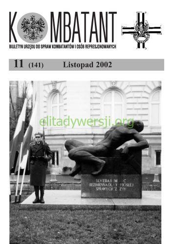 Kombatant-2002-11 Publikacje