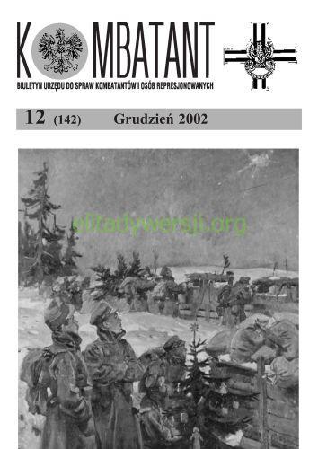 Kombatant-2002-12 Publikacje