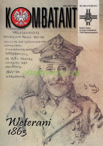 Kombatant-2013-01 Publikacje