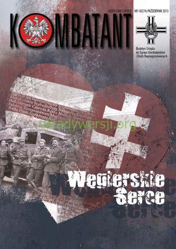 Kombatant-2013-10 Publikacje