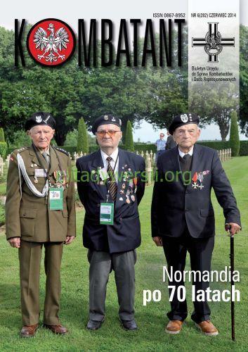 Kombatant-2014-06 Publikacje
