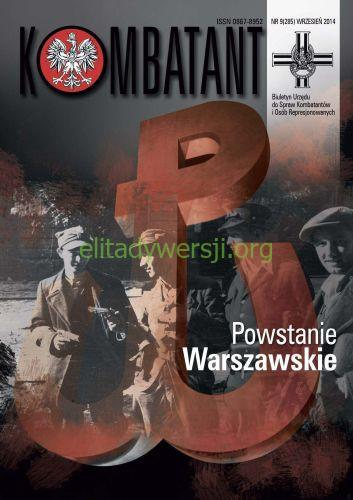 Kombatant-2014-09 Publikacje