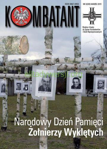 Kombatant-2019-03 Publikacje