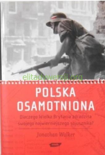 Polska-osamotniona Publikacje