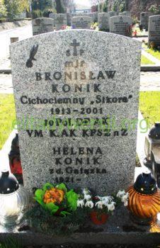 cc-Konik_Bronisław-grób-226x350 Bronisław Konik - Cichociemny