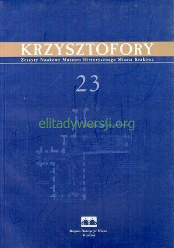 krzysztofory23 Publikacje