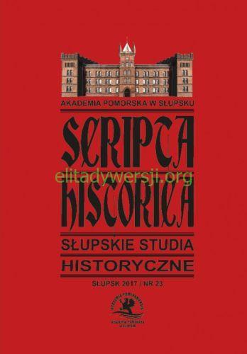 scripta-historica Publikacje