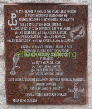 tablica-puchacz-stare-lepki-295x350 Piotr Szewczyk - Cichociemny
