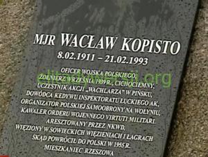 cc-Kopisto-tablica-300x226 Wacław Kopisto - Cichociemny