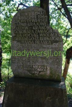 pomnik-zamach-frank-235x350 Józef Spychalski - Cichociemny
