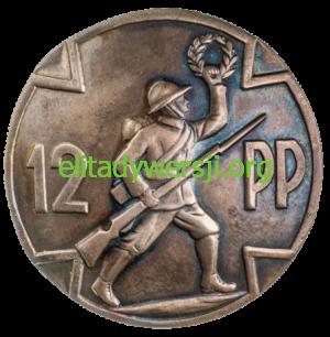 Odznaka-12-PP-300x306 Henryk Jachciński - Cichociemny