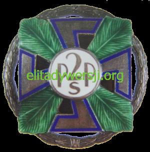 Odznaka_2_PSP-300x304 Franciszek Malik - Cichociemny