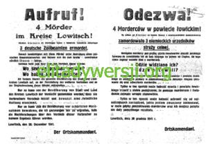 odezwa-grudzien-1941-300x208 Marian Aleksander Józef Jurecki - Cichociemny