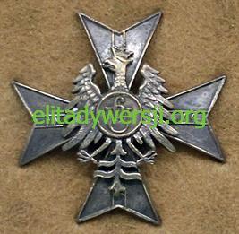 Odznaka_6PUK Mieczysław Eckhardt - Cichociemny
