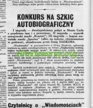 cc-Sokolowski-konkurs-Wiadomosci-nr4-27-01-1957_1-300x346 Jerzy Sokołowski - Cichociemny