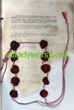 traktat-ryski-235x350 Cichociemni - walczyli o niepodległość Polski