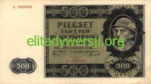 500_zł_1940_awers-300x167 Bronisław Grun - Cichociemny